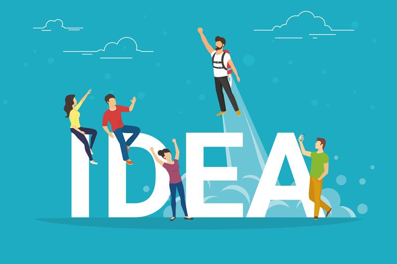 Bannerbild Idee für Onlineshop